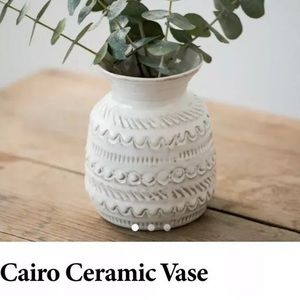Vintage shabby chic céramique rose /& black metal double crochet rose et jaune crème